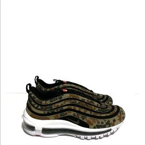 Nile Air Max 97 Premium QS Germany Camo Sz 5.5